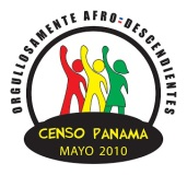 Afro Descendientes_CENSO 2010__LOGO